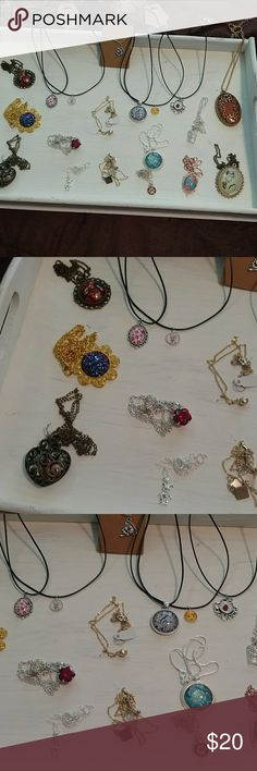 Wholesale necklace fashion jewelry lot All brand new. Lots with tags. Listing is for everything pictured Jewelry Necklaces
