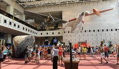 Get more information about the National Air and Space Museum on Hostelman.com #United #States #museum #travel #destinations #tips #packing #ideas #budget #trips