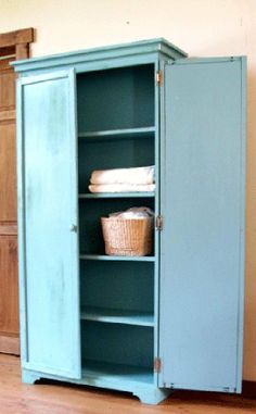 Ana White shaker style cupboard