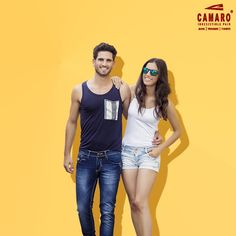 You are never fully dressed without a smile. #CamaroJeans #Style #Fashion #WearASmile