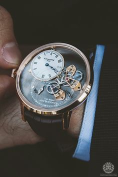 #ARNOLD&SON #WATCHES #STYLE #MEN
