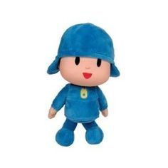 Pocoyo Basic Plush Characters - Pocoyo, 2015 Amazon Top Rated Plush Puppets #Toy