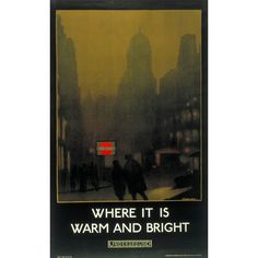 Where it is warm and bright - Verney L Danvers (1924)