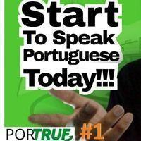 PorTRUE PODCAST#1 - Start To Speak Today! PorTRUEguese Learn Brazilian Portuguese Free Easy Fast de Portrueguese - Tips na SoundCloud #learnbrazilianportuguese #brazilianportuguese