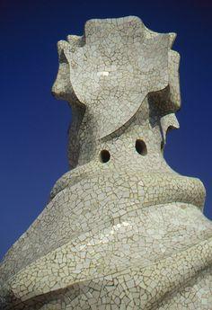 Antoni Gaudí on Fotopedia