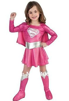 Pink Supergirl Child costume at bargain prices u0026 FREE exchanges. Same day shipping if ordered before EST - completely safe online shopping.  sc 1 st  Pinterest & 47 best Suicide Squad Halloween Costumes images on Pinterest ...
