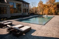 Tranquil waters, a beautiful deck, comfy lounging, and an amazing view complete the picture!