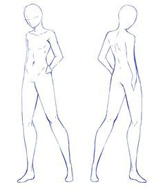 Anime Male Body Sketch How To Draw Male Anime Body In 2020 Drawing Base Anime Drawings Boy Anime Drawings Tutorials