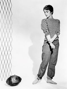 #TBT: Jean Seberg's Perfect Weekend-Ready Outfit