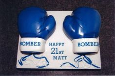 Baby Bump inspired by cake central Boxing Gloves Cake, Baby Bump Cakes, Fondant Figures Tutorial, Cake Central, Fight Night, Specialty Cakes, Box Cake, Baby Bumps, Cupcake Cakes