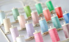Sewing threads | Flickr - Photo Sharing!