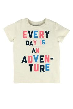 Create the unique t-shirt to fit for your kid's unique style.