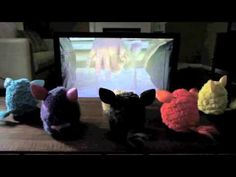 ¿Te acuerdas de tu primer Furby? #FurbyMola