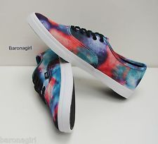 Vans Authentic Lo Pro Women's Fashion Sneakers Galaxy Nebula VN-0T9ND85 SZ:10