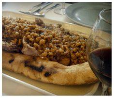 Restaurante El Viscayo #Alicante #Castalla #gazpacho