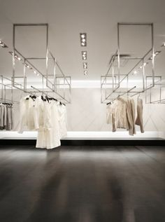 ♂ very clean looking retail store display design