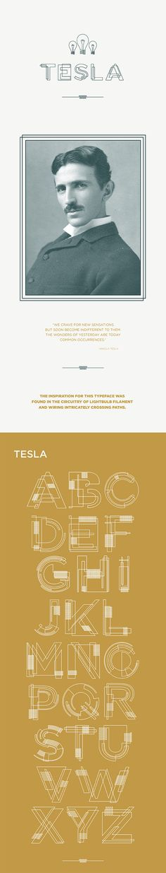 Tesla by Lexi Griffith - University of Kansas Visual Communication