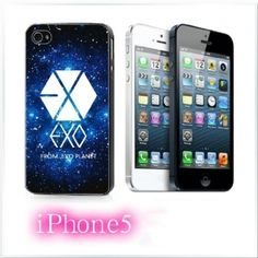 KPOP EXO XOXO iphone5 Plastic Case