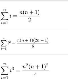 Notasi Sigma Logic Math, Maths Algebra, Calculus, Mathematics Geometry, Physics And Mathematics, Algebra Formulas, Statistics Math, Math Tutorials, Math Sheets