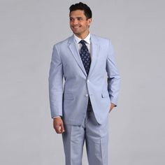 Light Blue Suit | Wedding Suit | Pinterest | Light blue suit, Blue