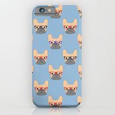 New In Store French Bulldogs Phone Case Get $5 Off Plus Free Shipping Today!