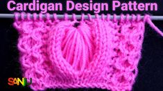 Awesome knitting cardigan pattern – The Best Ideas Two Color Knitting Patterns, Knitting Designs, Knitting Projects, Stitch Patterns, Crochet Patterns, Arm Knitting, Knitting Stitches, Crochet Tools, Knit Crochet