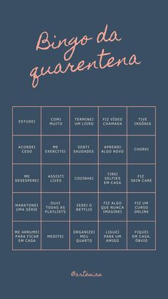 Bingo Template, Instagram Story Template, Insta Story, Tumblr, Marketing, This Or That Questions, Games, Stuff Stuff, Challenge Ideas