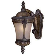 "Kent Place 23 1/4"" High Outdoor Wall Light"