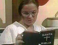 Hilda Abrahamz como María Clara (Gemela Buena, Telenovela Abigaíl)