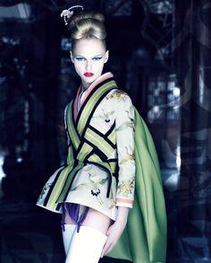 Dior Couture - Patrick Demarchelier
