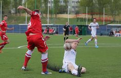 Dinamo JA, scor de tenis în restanță