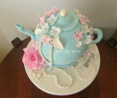 teapot cake - Cerca con Google