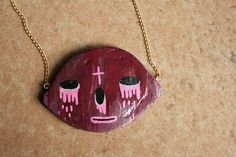 Necklace by Papuzzini Smellow, via Flickr