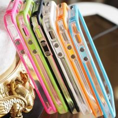 Ultrathin transparent tpu and pc phone case for iphone 5 5s, View phone case , vser store Product Details from Guangzhou Liwan District Vserstore Communications Equipment Business on Alibaba.com