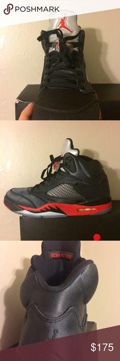66ed3b179e067 Jordan 5 satin breds Private message me for questions Jordan Shoes Sneakers