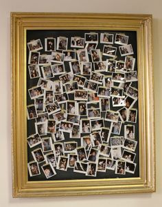 mint love social club: instax photos for guests to take & display during a party