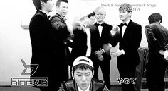 I so adore Block B's playfulness
