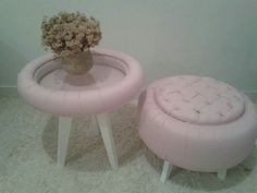 Tire Furniture, Furniture Design, Beach House Decor, Diy Home Decor, Baby Activity Chair, Tire Table, Tire Craft, Tyres Recycle, Small House Decorating