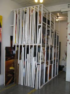 painting storage, for all painting sizes