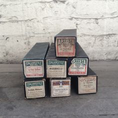 Antique Vintage Piano Rolls $30 - Chicago http://furnishly.com/catalog/product/view/id/2173/s/antique-vintage-piano-rolls/