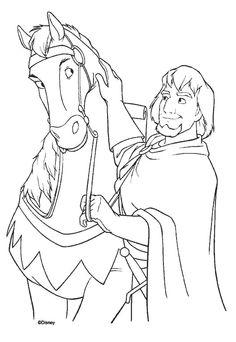 the hunchback of notre dame coloring pages - Google-søgning