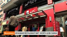 Yum! to Bring First KFC to Myanmar in 2015