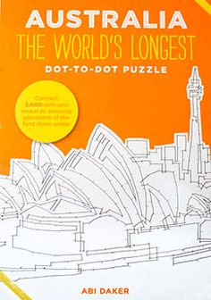 AUSTRALIA The World's Longest Dot-to-Dot Puzzle
