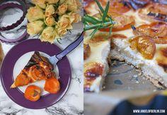 * Angel of Berlin: [bakes...] Apricot Rosemary Tarte {Aurélie Bastian: Tartes & Tartelettes}