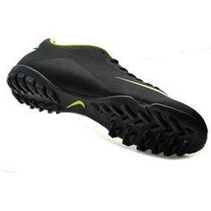 Nike Mercurial 2012 Vapor 8 TF Soccer Cleats 2012 Black Light Green d0c2758837