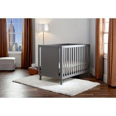 Delta Children Manhattan 3-in-1 Convertible Crib