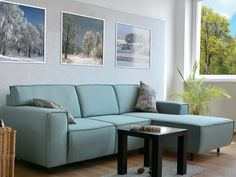 Sofa rozkładana Trivento Furninova