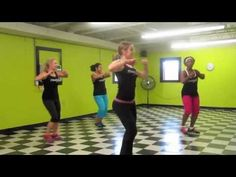 This is my favorite Zumba instructor! Her videos are great, but her classes are even better! #clemsonzumba
