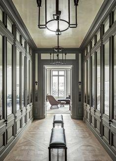 A Parisian Dream Photos by Martin Morell (Via Times Magazine). Starting my week daydreaming of this beautiful apartment designed by Joseph Dirand. Pure magic! http://www.fashionsquad.com/a-parisian-dream/