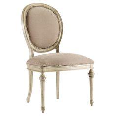 Wilshire Side Chair - The Glamorous Go-Getter on Joss & Main